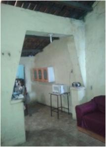 detalhe casa sala